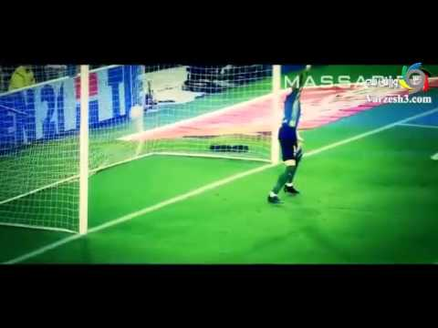رونالدو گل به بارسلونا