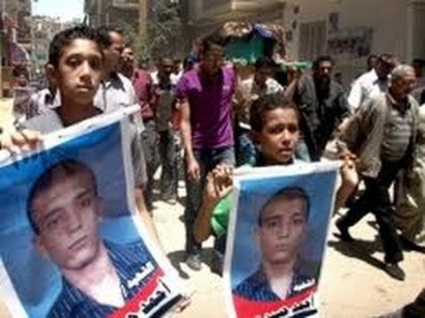 Egypt 'Morality' Killing - 3 Convicted