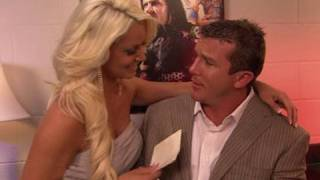 Raw: A love letter stirs controversy between Ted DiBiase and Maryse