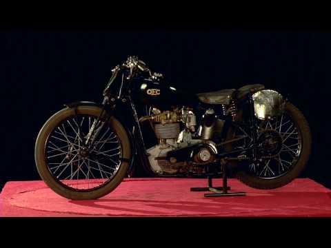 1934 OEC JAP TT Racer
