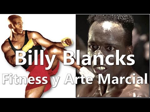 Xxx Mp4 Billy Blancks Creador Del Tae Bo Fitness Y Arte Marcial Khan En The King Of The Kickboxers 3gp Sex