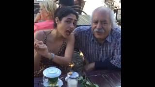 جشن تولد گلشیفته فراهانی به همراه خانواده در فرانسه / Golshfteh Farahani birthday in Paris