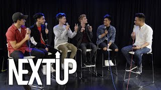 In Real Life Talk Their Life After The Show Boy Band, Working On A Christmas Project & More!