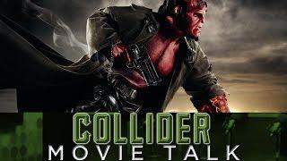 Collider Movie Talk - Hellboy 3 Details Spilled By Ron Perlman