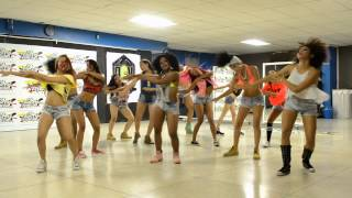 GYAL YOU A PARTY ANIMAL- CHARLY BLACK - COREOGRAFIA LUNA DHQ