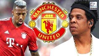 Bayern Munich To Sell Jerome Boateng To Manchester United Because Of Jay-Z