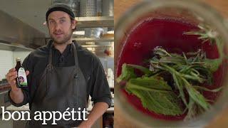 Brad Makes an Anti-Cold Health Tonic | Bon Appetit
