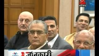 DNA: PM Narendra Modi launches Dr Subhash Chandra's book 'The Z Factor'
