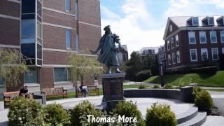 Boston College Campus Tour