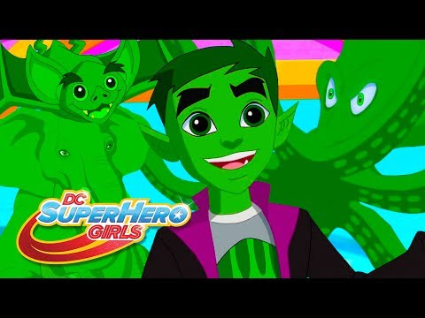 Best of Beast Boy | DC Super Hero Girls