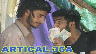 Artical 35A funny video