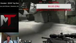 xXTurner || Livestream 18/07/2016 Highlight´s 3# || Combat Arms