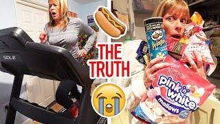 The Honest Truth about my Weight Loss!! (I