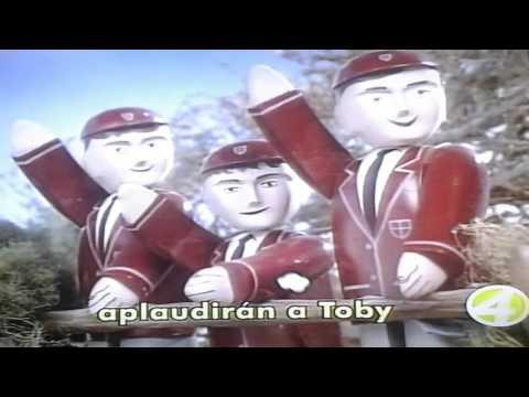 Thomas y sus amigos cancion toby