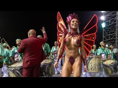 Xxx Mp4 São Paulo Carnival 2019 HD Floats Amp Dancers Brazilian Carnival The Samba Schools Parade 3gp Sex