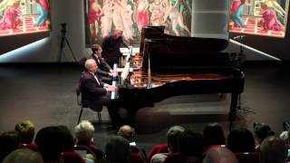 Alexander and Nikita Mndoyants play Mozart