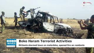 Boko Haram storms town in Nigeria, kills 11 soldiers