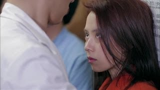 Emergency Couple Ep10: Jin-hee and Chang-min are close together inside the elevator