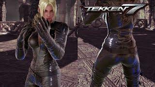 Nina Story Outfit Mod   Tekken 7 PC Modding