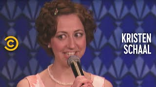 Learning the Language of Sex with Kristen Schaal