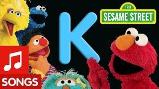 Sesame Street: Letter K (Letter of the Day)