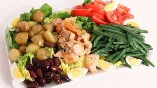 Nicoise Salad Recipe - Laura Vitale - Laura in the Kitchen Episode 585