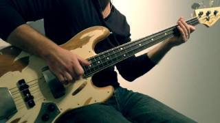 RHCP Coffee Shop - Slap Bass Tuto [1st Part] Verse - Day 62