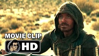 ASSASSIN'S CREED Movie Clip - Carriage Chase (2016) Michael Fassbender Sci-Fi Action Movie HD