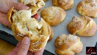 How To Make Turkish Tahini Bread