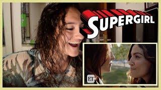 SUPERGIRL Comic-Con 2017 Trailer REACTION