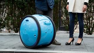 Piaggio presenta il robot Gita, l'assistente personale del futuro