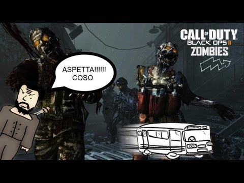 Black ops 2: Zombies - Isacc - [1] - Odio quel coso...