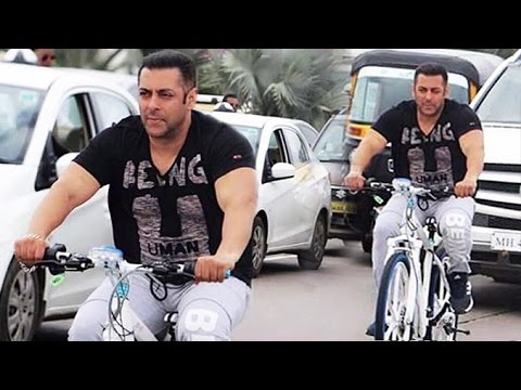 Xxx Mp4 Salman Khan Cycling Riding Bike On Mumbai Roads 3gp Sex