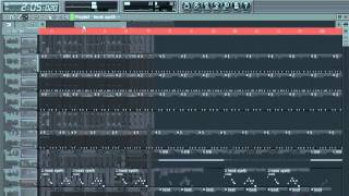 ek tha tiger song fl studio
