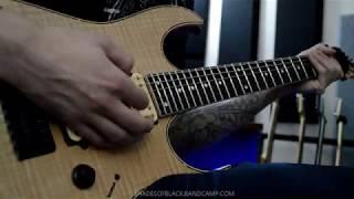 Shades of Black: Black Anvil {Guitar Playthrough}