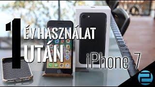 1 év után is...?   iPhone 7 teszt