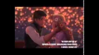 ek main aur ekk tu remix - Feat. Disney Princess Rapunzel Bollywood Mashup