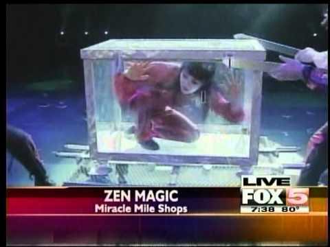 Xxx Mp4 Zen Magic Show Starring Ai And YuKi Live On FOX 5 Las Vegas 7 30am Aug 2 2010 3gp Sex