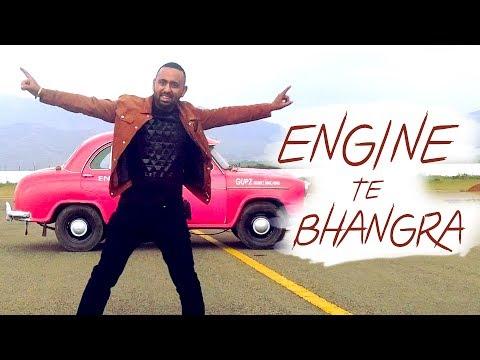 Engine Te Bhangra (Full Song) - Gupz Sehra | Savio | Latest Punjabi Song 2017 | Lokdhun Punjabi