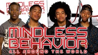 Win a trip to LA to hang out with Mindless Behavior at the