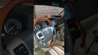 تعديل سيارة لاندكروزر من الداخل لمسة الوكاله أبو ألو ليد 0509006814