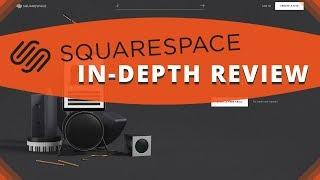 Squarespace Review 2015 - 15 Min Walkthrough