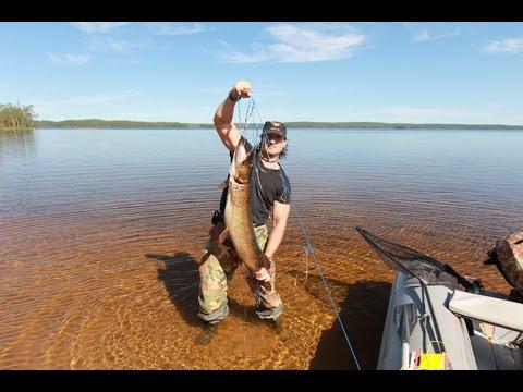 рыбалка в мае в сортавала