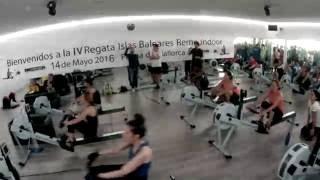 IV Regata Islas Baleares Remo Indoor 30 - 39 Femenino