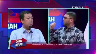Langkah Kuda Jokowi - DUA ARAH (Bag. 3)