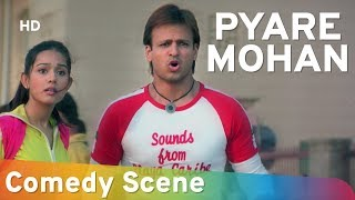 Pyare Mohan - Vivek Oberoi - Fardeen Khan - Most Viewed Comedy Scene - बॉलीवुड हिट कॉमेडी