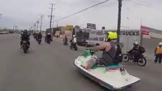 moto ou bateau