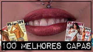 100 melhores capas da Playboy brasileira