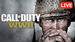 COD WW2 War Mode XBOX ONE X || Call of Duty Live World War Multiplayer Gameplay