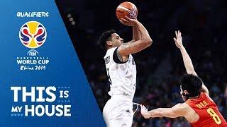 China v New Zealand - Highlights - FIBA Basketball World Cup 2019 - Asian Qualifiers